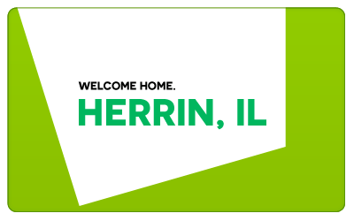Herrin, Illinois. Welcome Home.